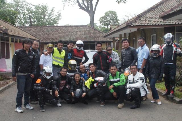 Kumpulan ninja riders