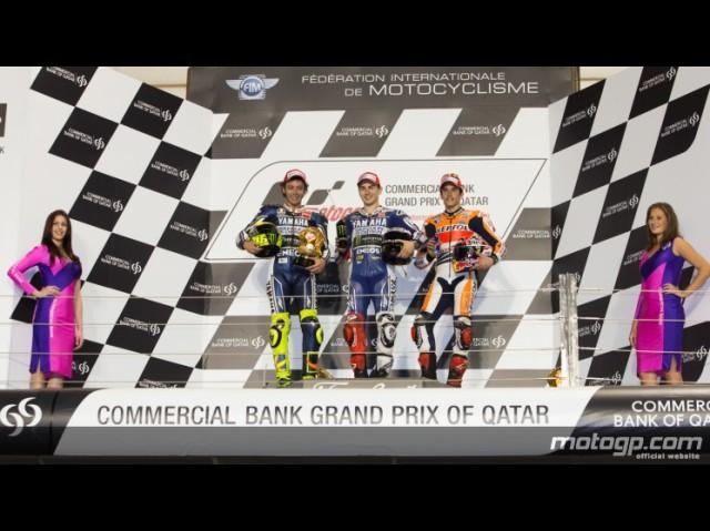 Inilah para juara seri pertama motogp
