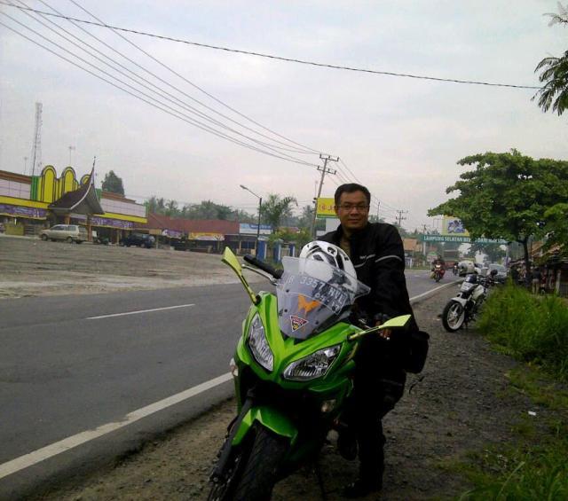 di Trans Sumatera