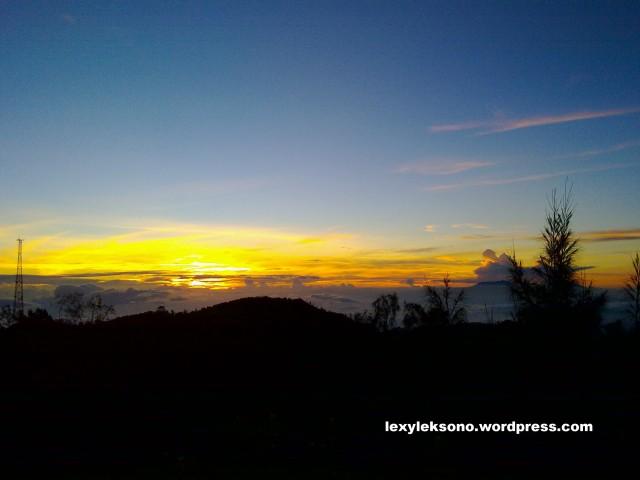 the Sun start to wake up
