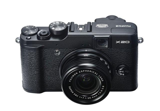 Fujifilm X20 black