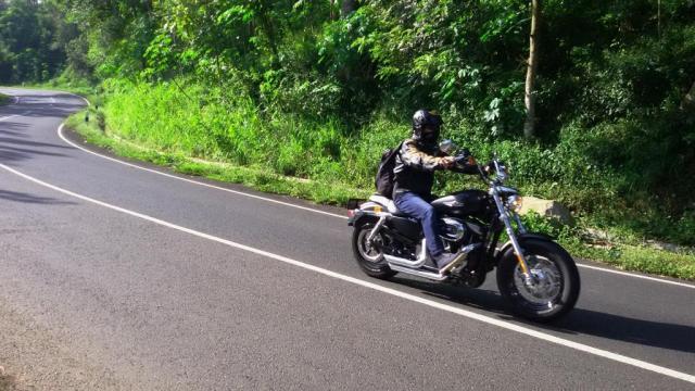 Bro Yundit dg Sporster 1200 cc nya