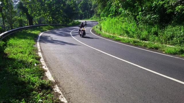 masbro Bambang dengan HD 1400 cc nya