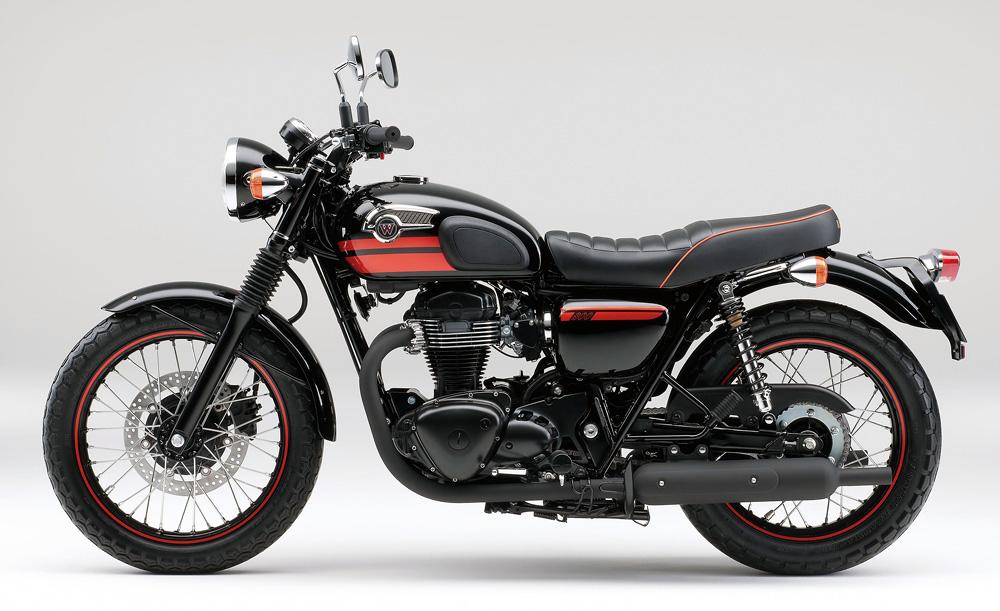 Kawasaki W800 Special Edition Memang Cakep Euy Lexyleksono