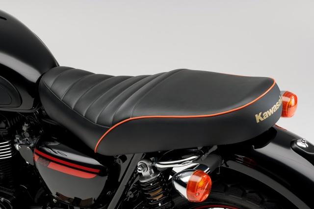 Kawasaki W800 Special Edition 2014 04