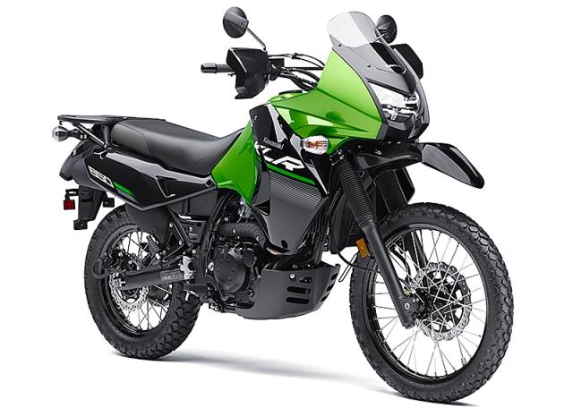 Kawasaki KLR 650 2014.5
