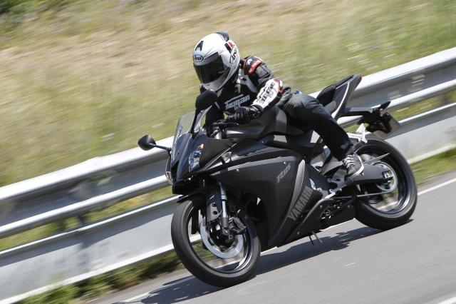 Yamaha R125-3