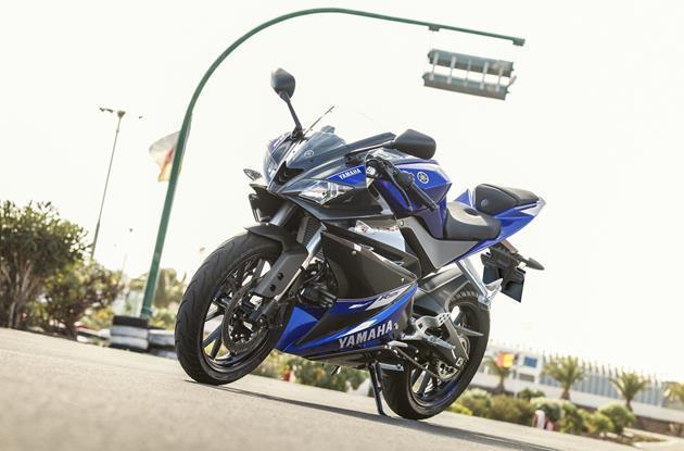 Yamaha R125-6