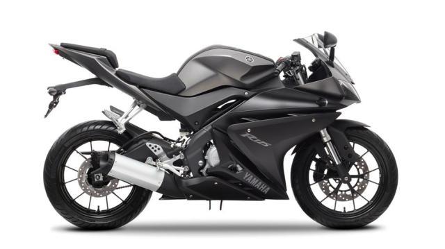 Yamaha R125-7