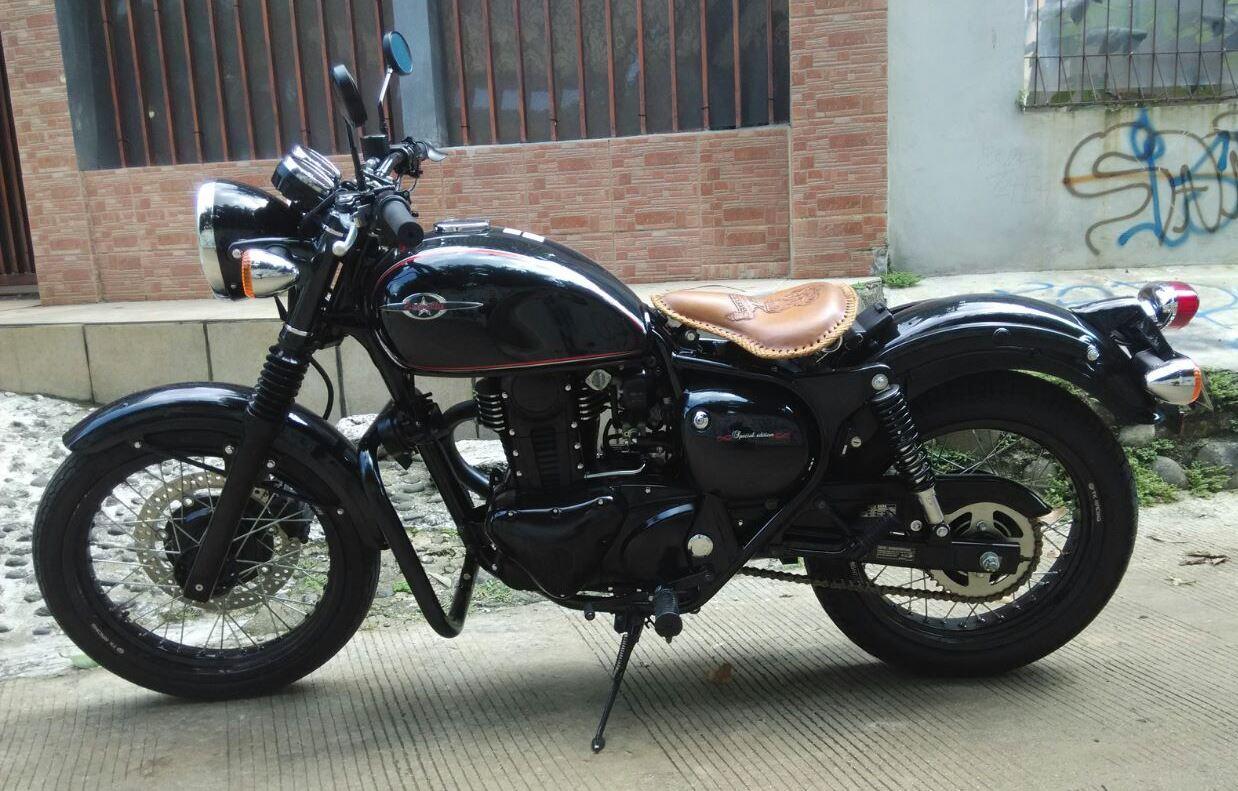 69 Modifikasi Motor Kawasaki Estrella Terupdate Gedheg Motor