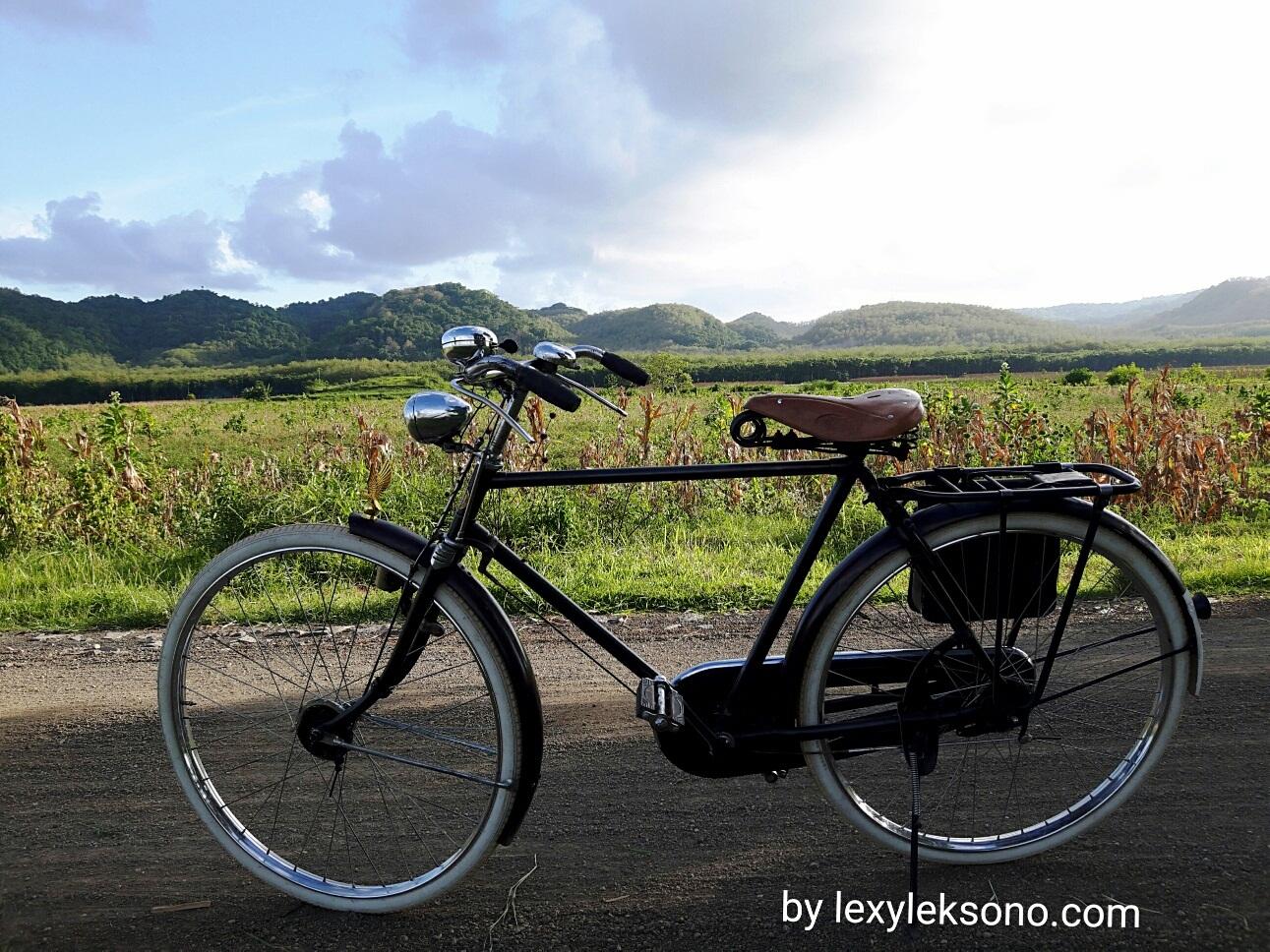 Ulasan Harga Sepeda Onthel Klasik