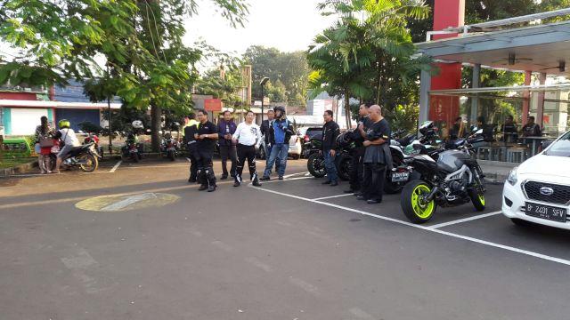 Di McD jl. Pajajaran Bogor