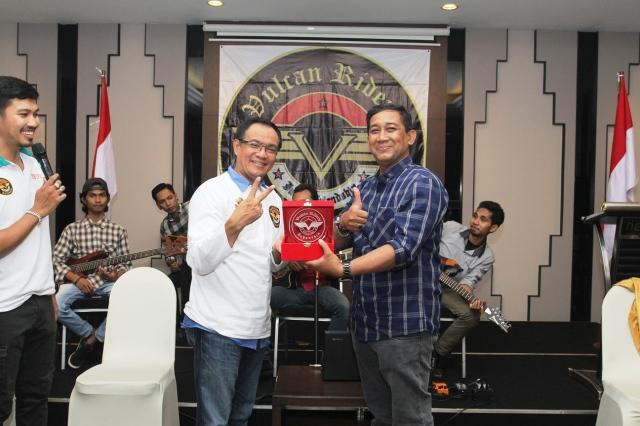 From VRI to Kawasaki Big Bike Jogjakarta represented by om Atim