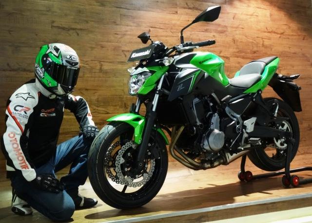 Kawasaki Z650 2017 by lexyleksono.com