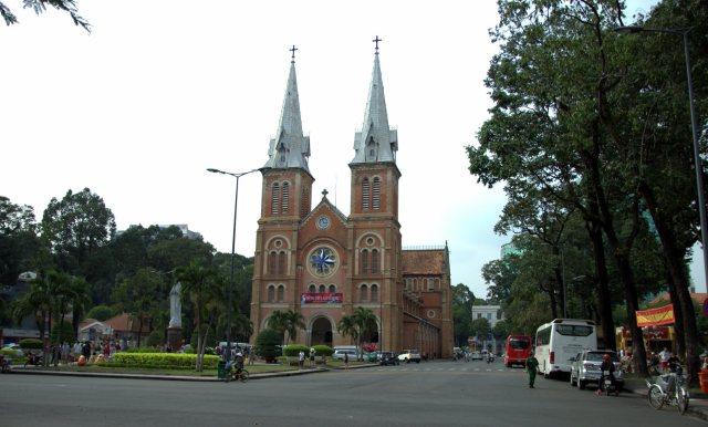 Notre-Dame Bacilica of Saigon