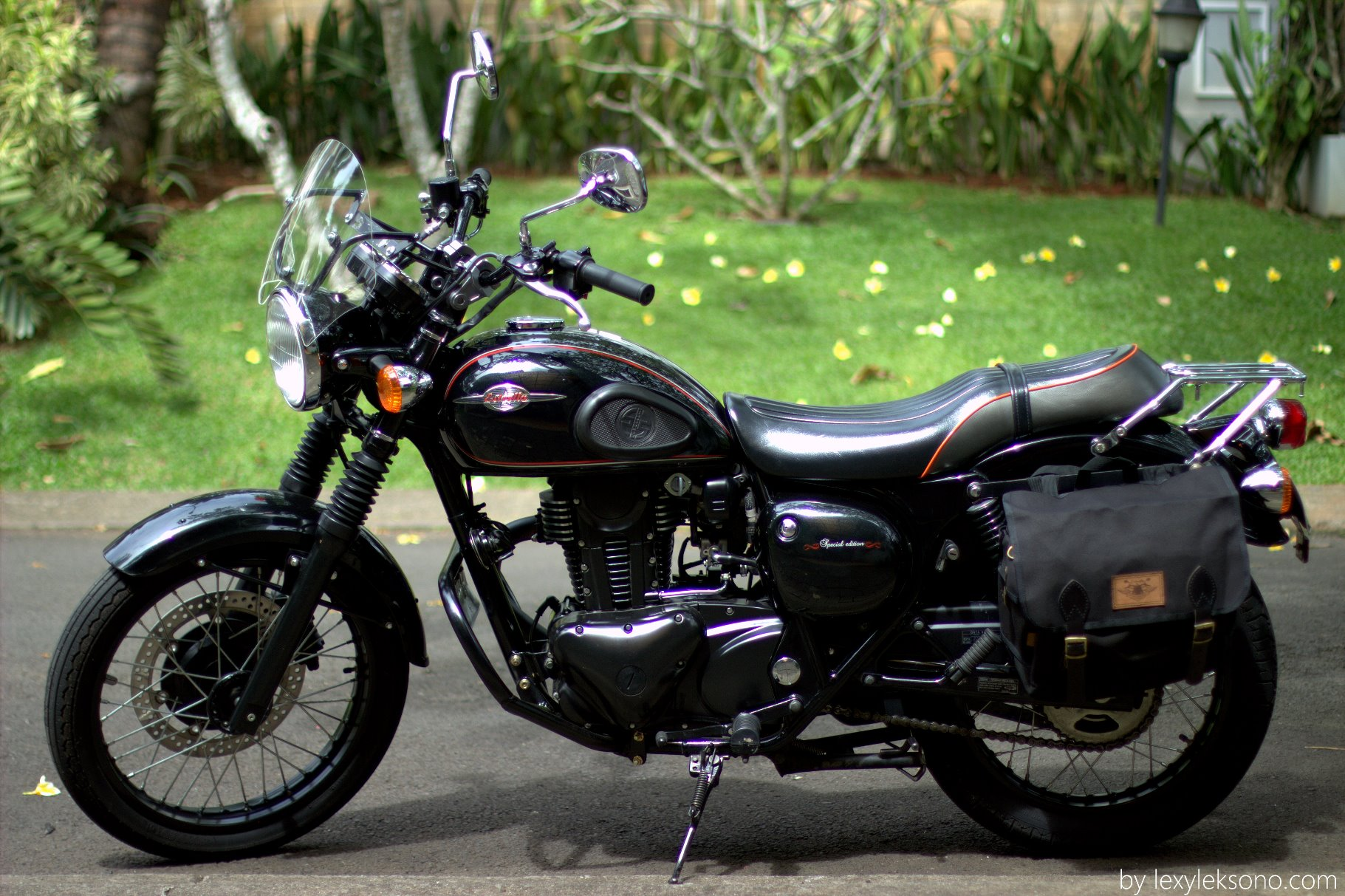 60 Modifikasi Motor Kawasaki Estrella 250 Terbaik Dan Terupdate